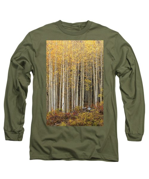 Gold Dust Long Sleeve T-Shirt