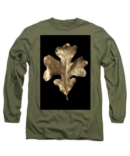 Golden Crest Long Sleeve T-Shirt