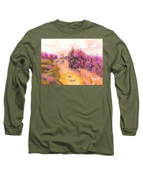 Golden Forest Long Sleeve T-Shirt