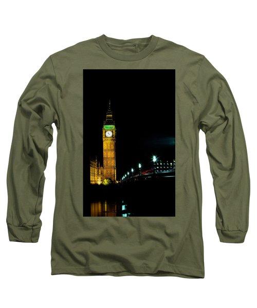 Good Evening Big Ben Long Sleeve T-Shirt
