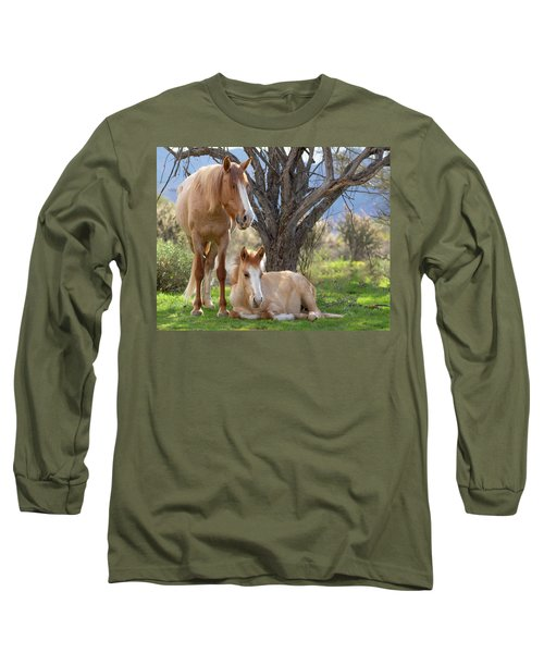 Good Mama Long Sleeve T-Shirt