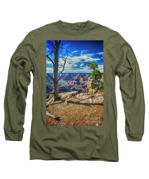 Grand Canyon Springs New Life Long Sleeve T-Shirt