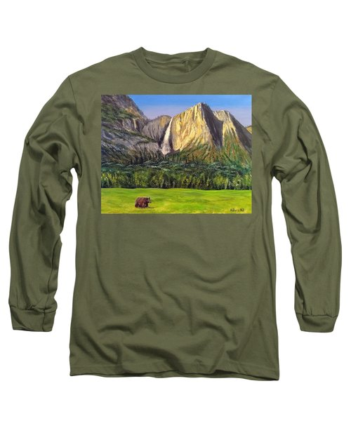Grandeur And Extinction Long Sleeve T-Shirt