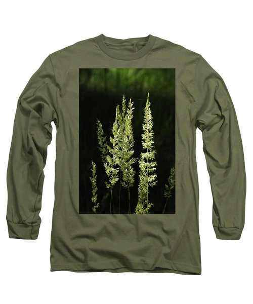 Grasses Long Sleeve T-Shirt