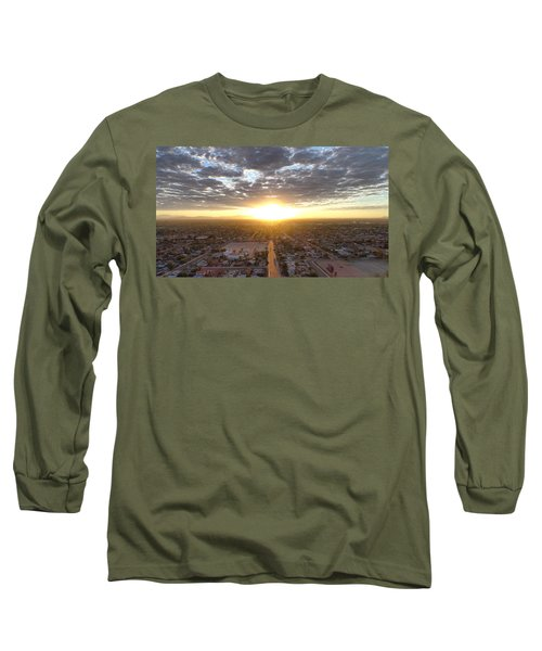 Guadalupe Sunset Long Sleeve T-Shirt