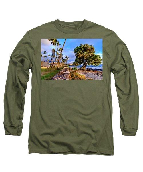 Hale Halawai Park Long Sleeve T-Shirt