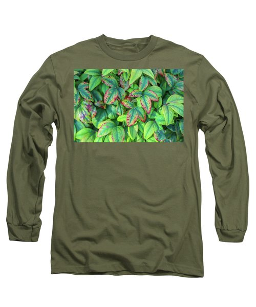 Harmony In The Garden Long Sleeve T-Shirt