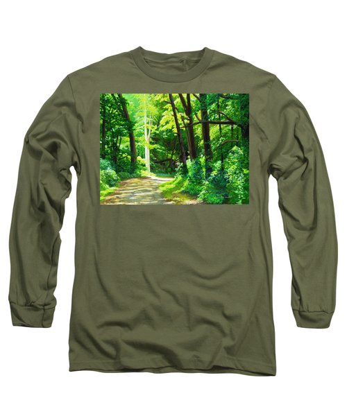 Heaven And Nature Sings Long Sleeve T-Shirt