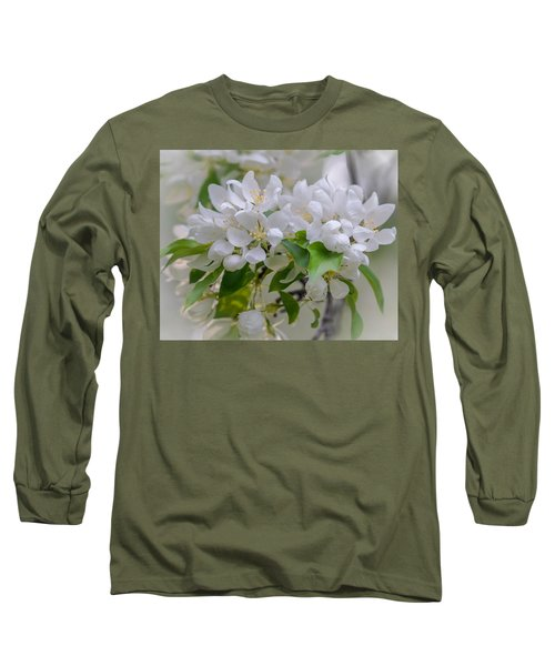 Heavenly Blossoms Long Sleeve T-Shirt