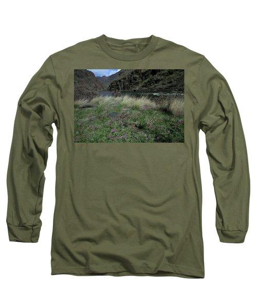 Hells Canyon National Recreation Area Long Sleeve T-Shirt
