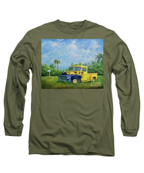 Here They Are Long Sleeve T-Shirt