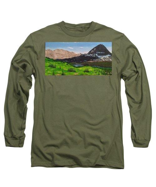 Hidden Lake Pass Long Sleeve T-Shirt
