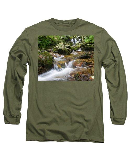 Hogcamp Branch Falls I Long Sleeve T-Shirt
