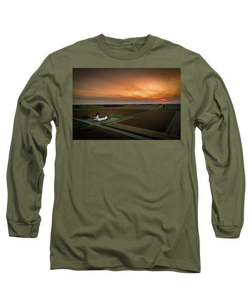 Holy Sunset Long Sleeve T-Shirt