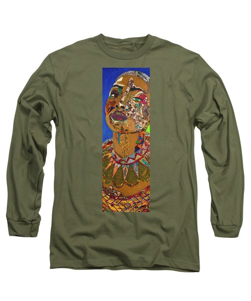 Ibukun Ami Blessed Mark Long Sleeve T-Shirt