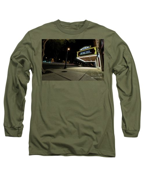 Imperial Theatre Augusta Ga Long Sleeve T-Shirt