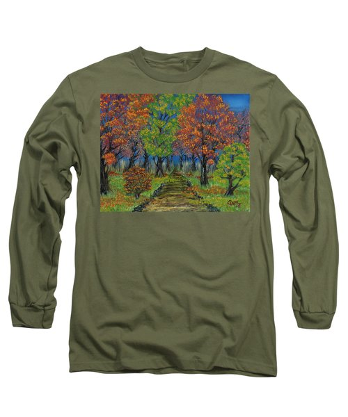In The Fall Long Sleeve T-Shirt