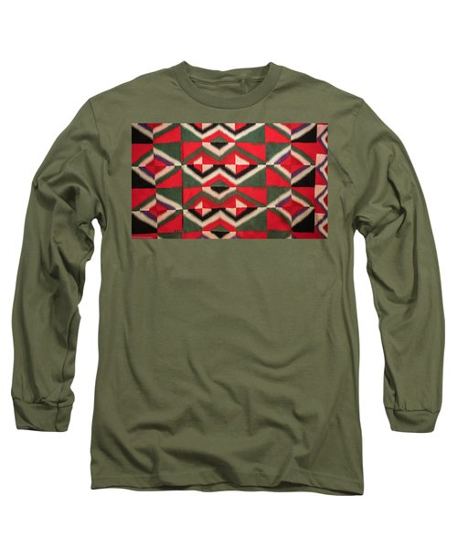 Indian Blanket Long Sleeve T-Shirt