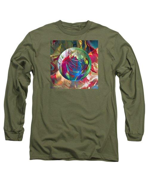 Indigofera Tinctorbia Long Sleeve T-Shirt