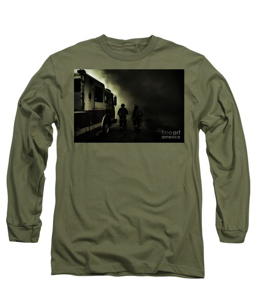 Into The Fight Long Sleeve T-Shirt