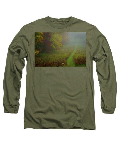 Into The Fog Long Sleeve T-Shirt