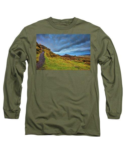 Isle Of Skye Landscape #i1 Long Sleeve T-Shirt