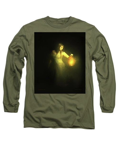 It Beckons Me Long Sleeve T-Shirt