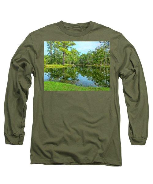 Jessamine Pond Long Sleeve T-Shirt