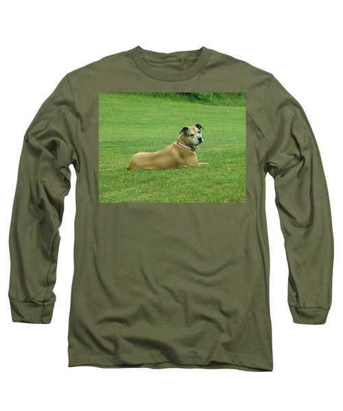 Jessie Long Sleeve T-Shirt