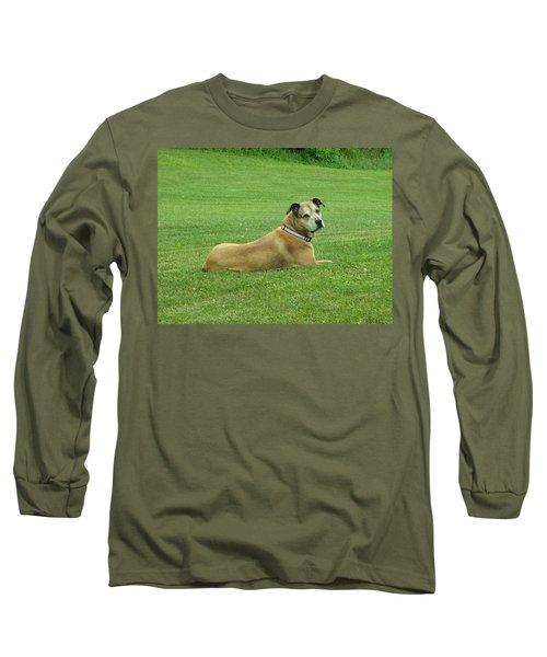 Jessie Long Sleeve T-Shirt