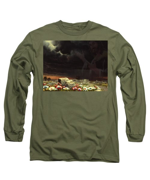 Jesus And His Jewels Long Sleeve T-Shirt