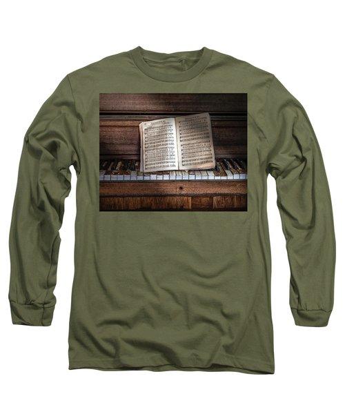 Jesus Lover Of My Soul Long Sleeve T-Shirt