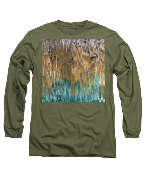 John 4 14. Never Thirst Long Sleeve T-Shirt