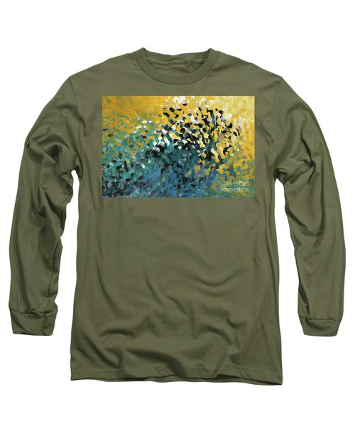 John 8 12. The Light Of Life Long Sleeve T-Shirt