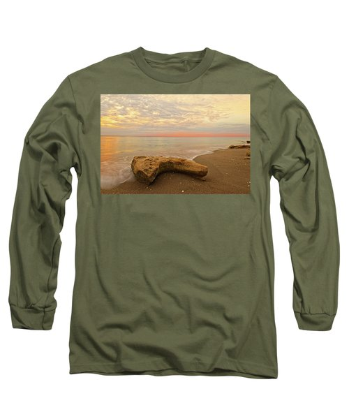 Jupiter Beach Long Sleeve T-Shirt