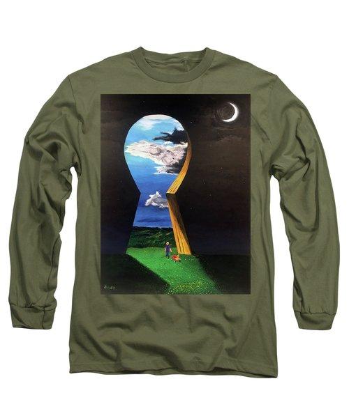 Key To Success Long Sleeve T-Shirt