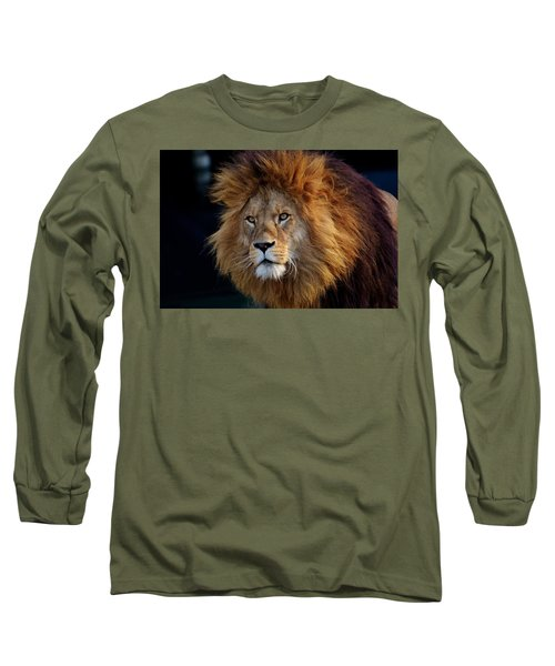King Lion Long Sleeve T-Shirt