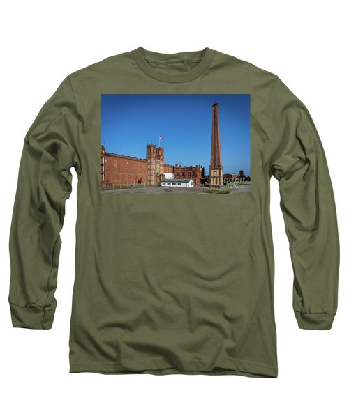 King Mill - Augusta Ga 2 Long Sleeve T-Shirt