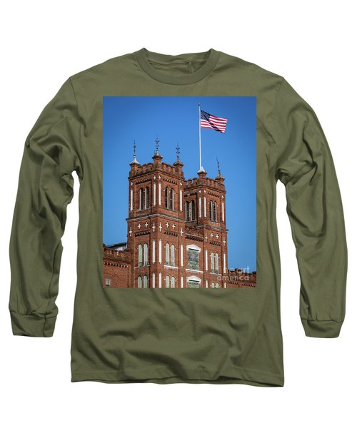 King Mill - Augusta Ga 3 Long Sleeve T-Shirt