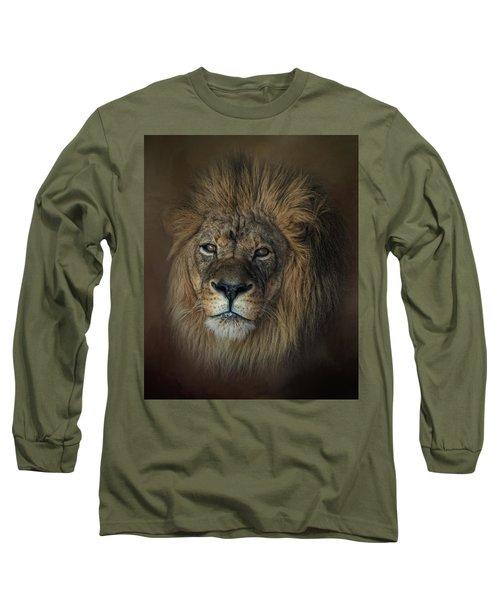 King's Gaze Long Sleeve T-Shirt