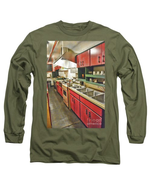 Kitchen Car Long Sleeve T-Shirt