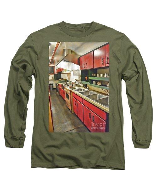 Kitchen Car Long Sleeve T-Shirt