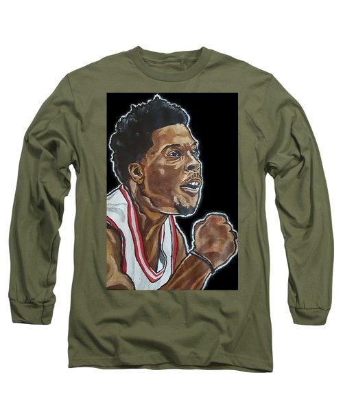 Kyle Lowry Long Sleeve T-Shirt