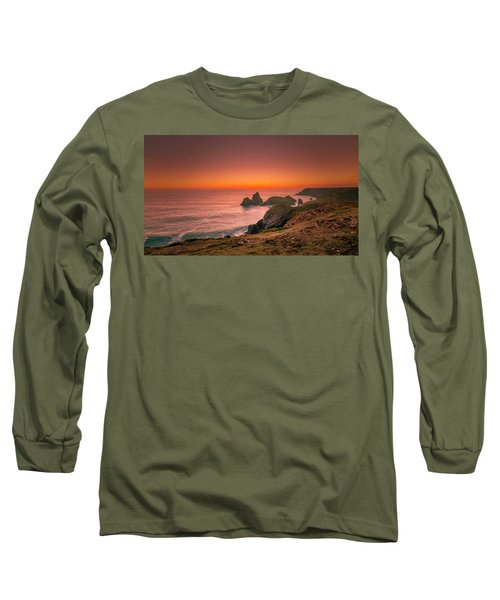 Kynance Cove Long Sleeve T-Shirt
