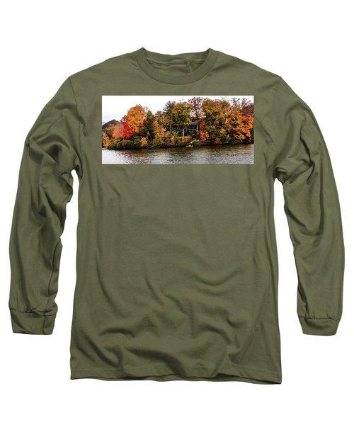 Lake Colors Long Sleeve T-Shirt