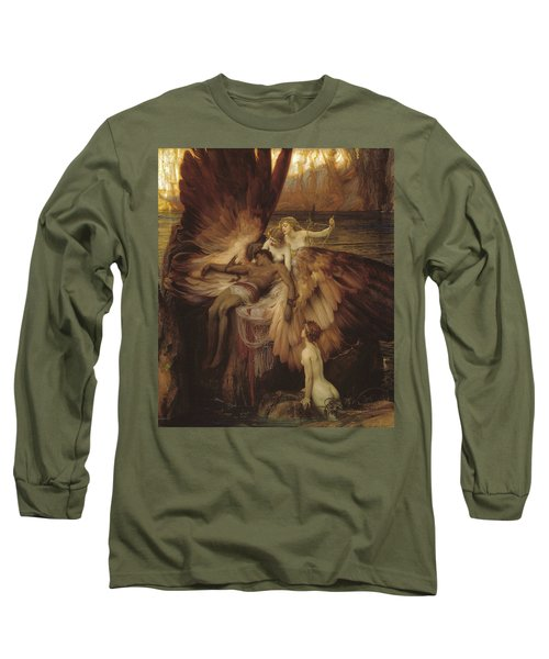 Lament Of Icarus Long Sleeve T-Shirt
