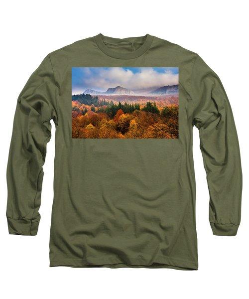 Land Of Illusion Long Sleeve T-Shirt