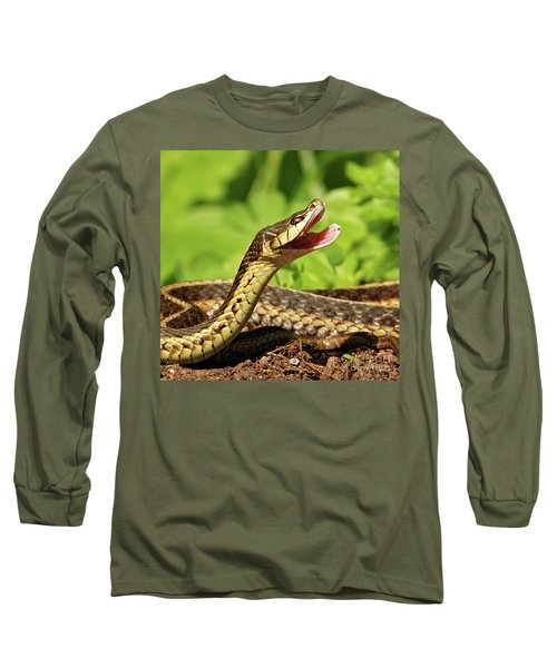 Laughing Snake Long Sleeve T-Shirt
