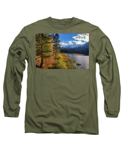 Legends Of The Fall Long Sleeve T-Shirt
