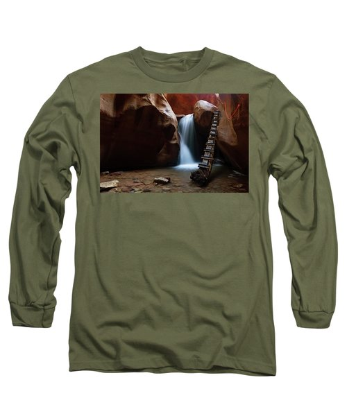 Let It Flow Long Sleeve T-Shirt